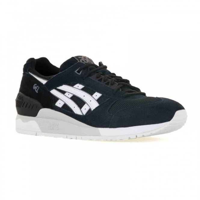 Asics Tiger Mens Gel Respector 316 Trainers (Black/White)