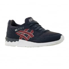 Asics Tiger Youths Gel Lyte V 316 Trainers (India Ink/Burgundy)