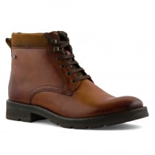 Base London Mens Panzer Boots (Tan)