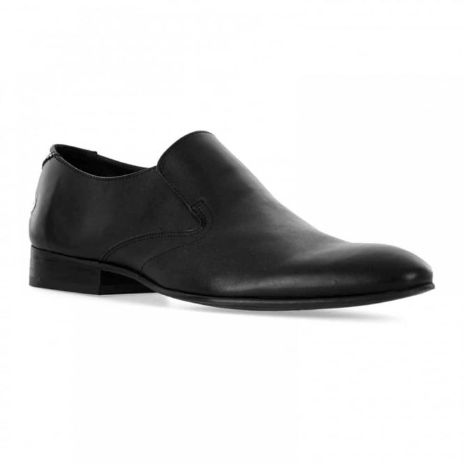 Base Mens Capital Slip-On Shoes (Black)