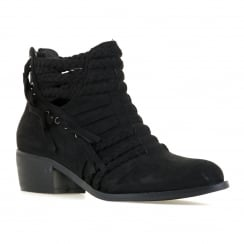 Bebo Womens BR-12 Boots (Black)