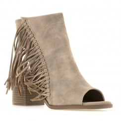 Bebo Womens Nichole 1 Boots (Taupe)