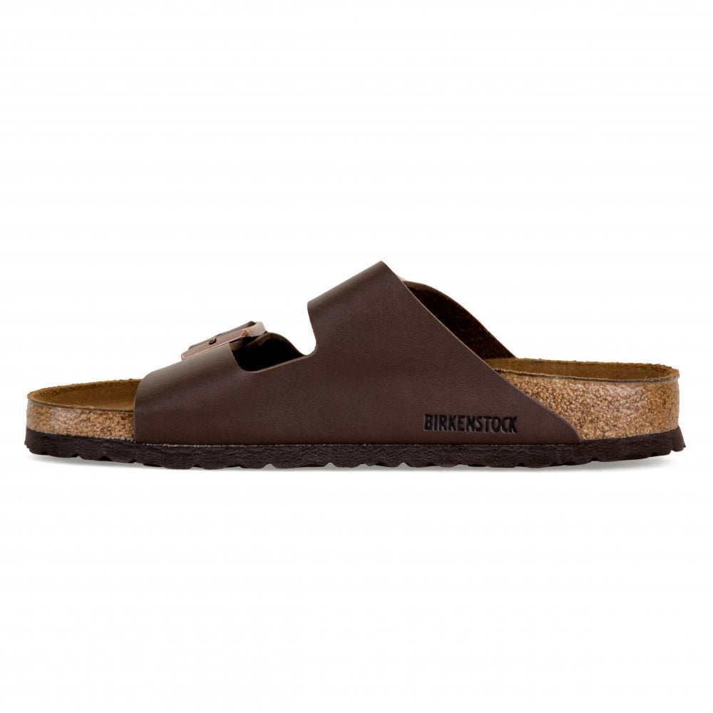 be6e8e277b35 Birkenstock Mens Arizona Sandals (Dark Brown) - Mens from Loofes UK