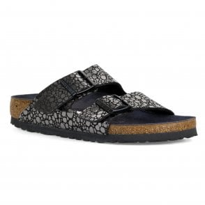 5d79008579a9 Birkenstock Womens Arizona Sandals (Black) - Womens from Loofes UK