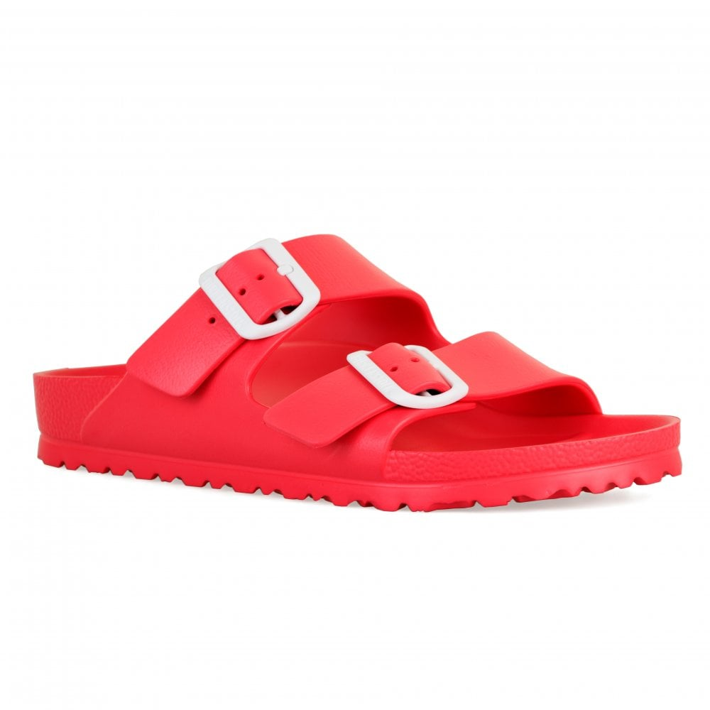 6ea626274e34 Birkenstock Womens Arizona EVA Sandals (Coral) - Womens from Loofes UK