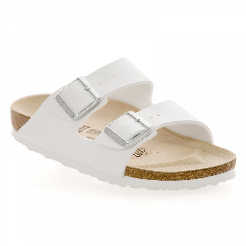 Innovative  Sandals  Birkenstock  Birkenstock Women39s Arizona Sandals White