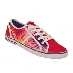 Bjorn Borg Womens King Trainers (Pink)