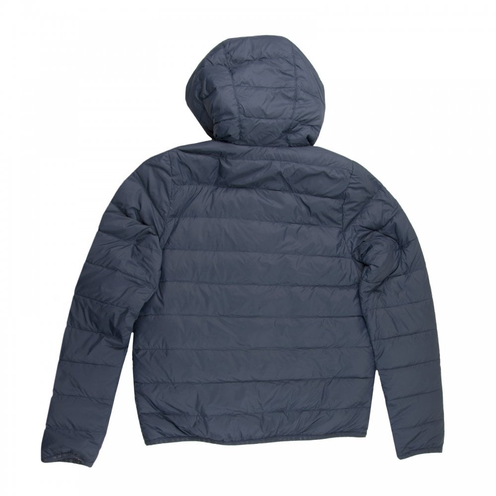 c62d8c88ad Boss Juniors Reversible Puffer Jacket (Navy) - Kids from Loofes UK