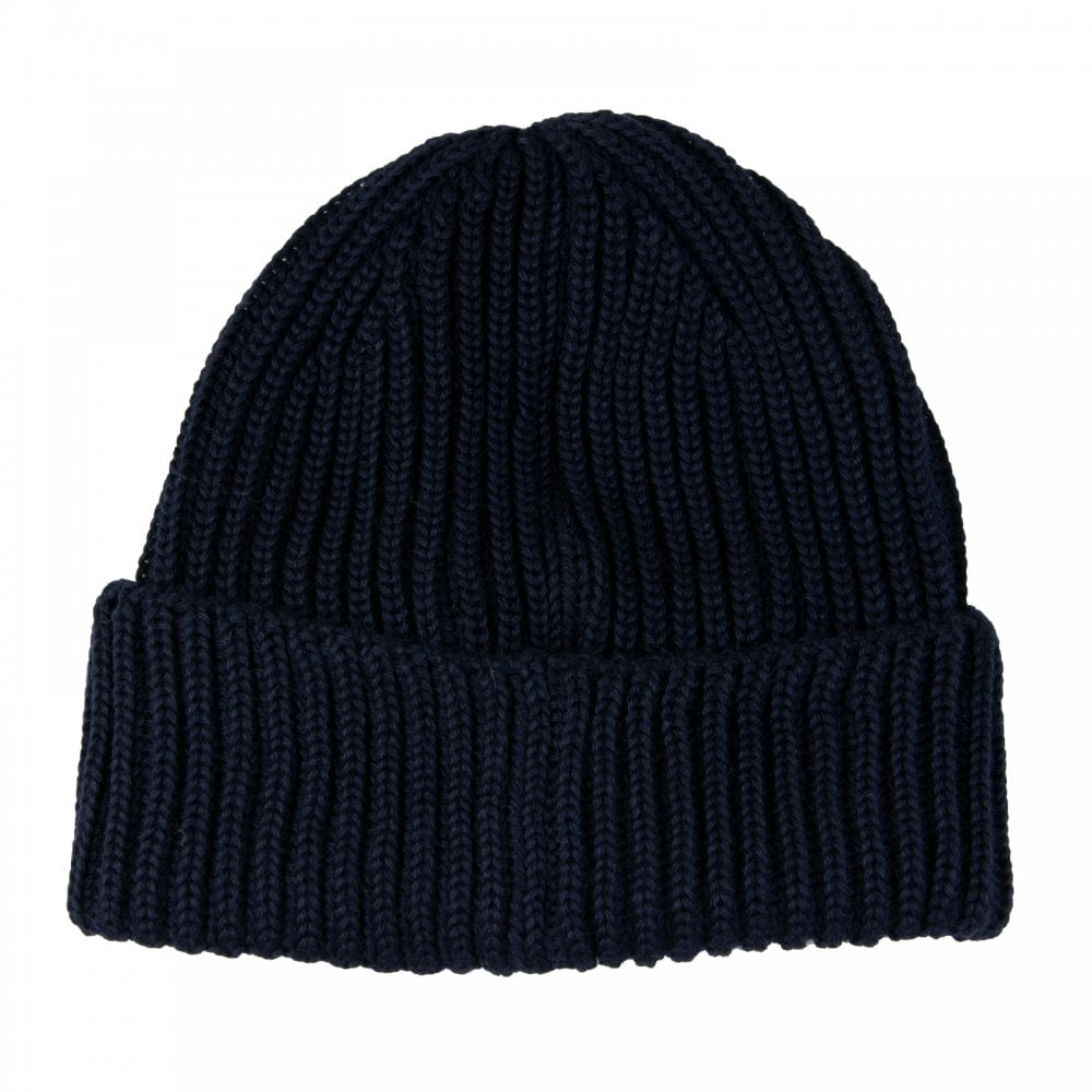 C.P. Company Mens Goggle Knitted Hat (Navy) - Mens from Loofes UK 37da2c1c2d9