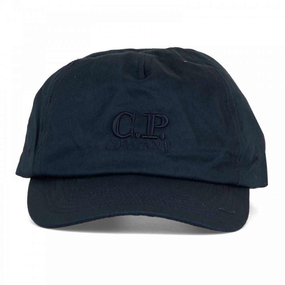 C.P. Company Mens Logo Cap (Navy) - Mens from Loofes UK ab5f806f3ba