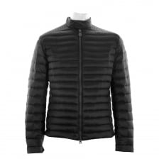 Colmar Mens Biker Style Down Jacket (Black)