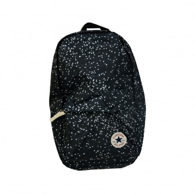 CONVERSE Core Speckle Backpack (Black)