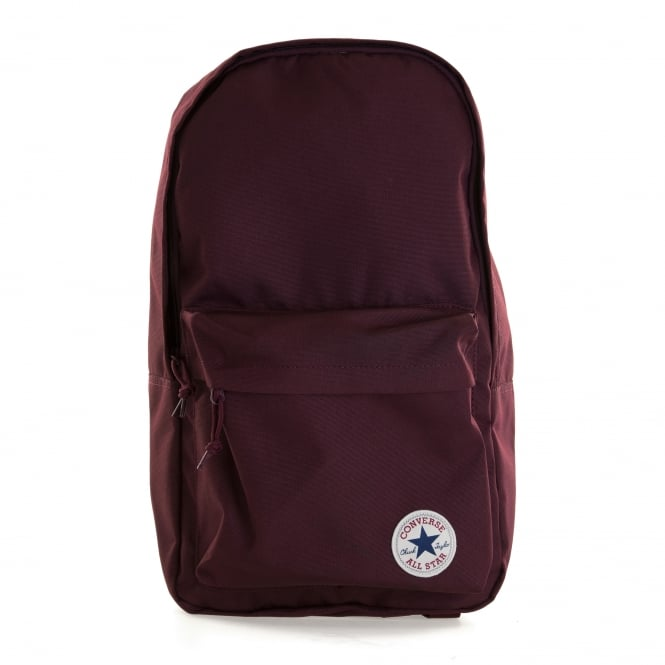 CONVERSE EDC Poly Backpack (Burgundy)