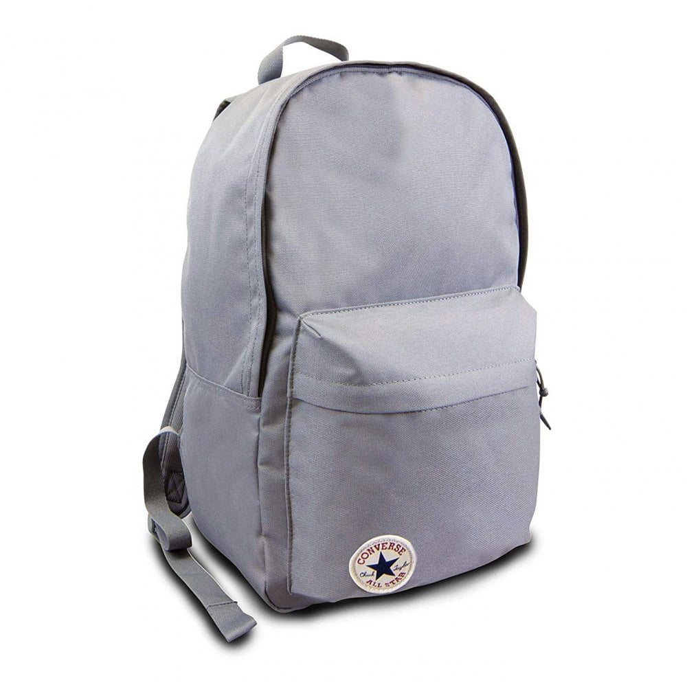 CONVERSE Converse EDC Star Poly Backpack (Grey) - Mens from Loofes UK 3a08f52424