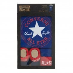 Converse Infants 3 Piece Set (Blue/Red)