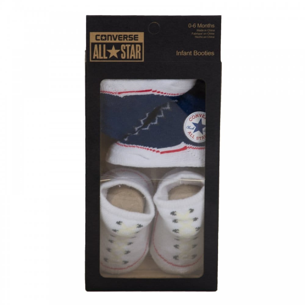 CONVERSE Converse Infants Baby Socks Navy White Kids