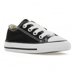 Converse Infants CT Ox Trainers (Black)