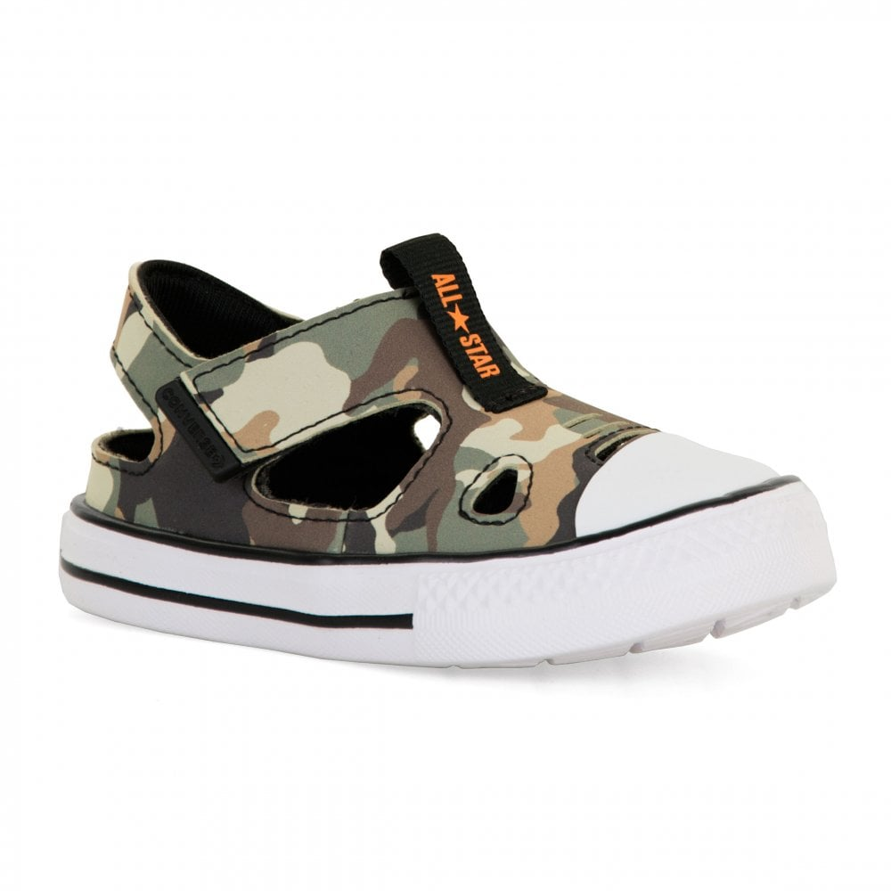 acf31d54 Converse Infants Superplay Sandals (Camoflage) - Kids from Loofes UK
