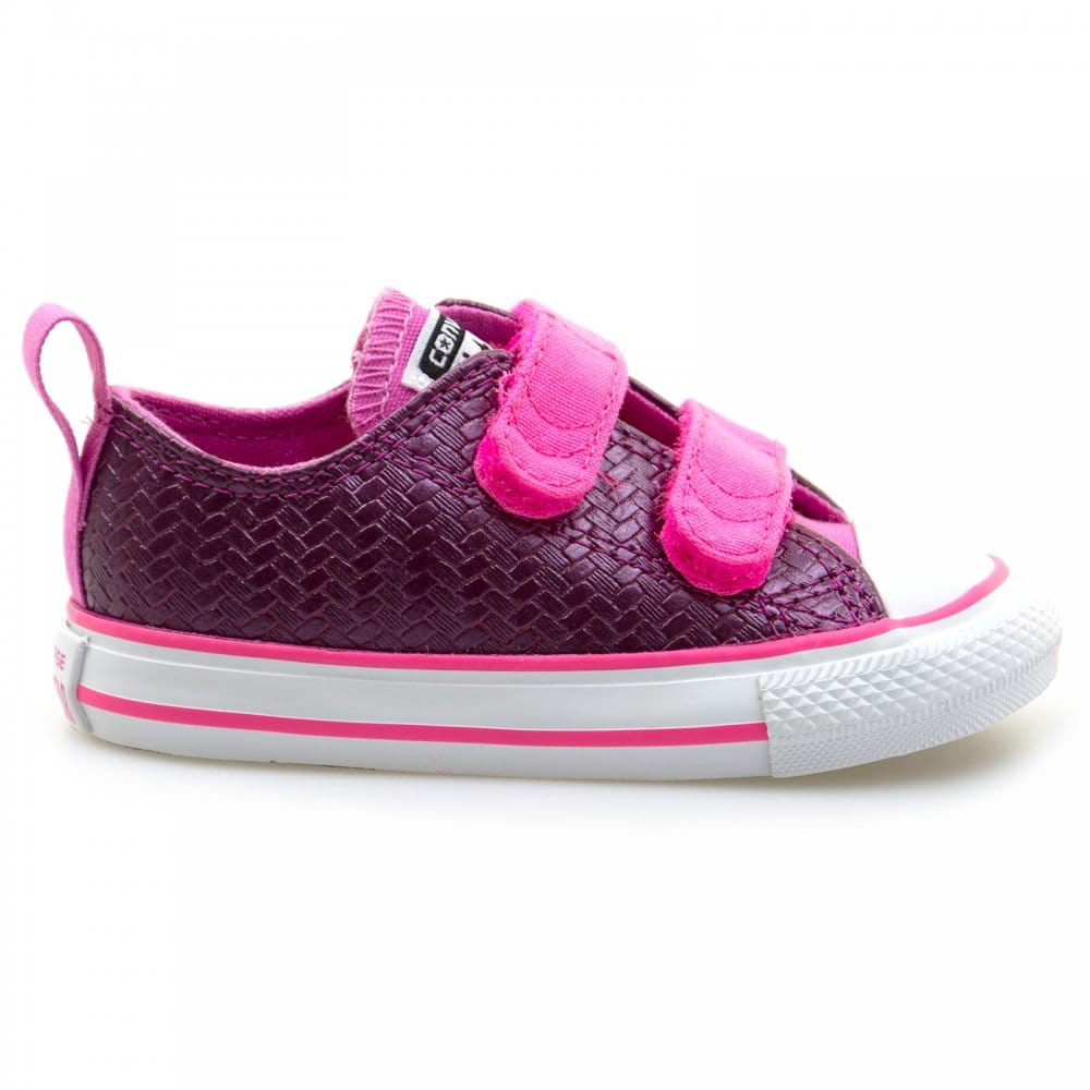 Converse Baby Shoes Pink