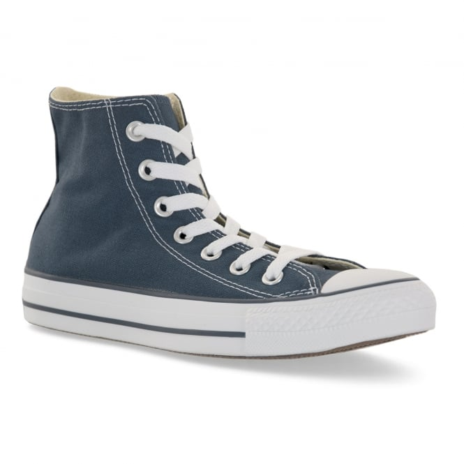 Converse Mens All Star Chuck Taylor HI Trainers (Navy)