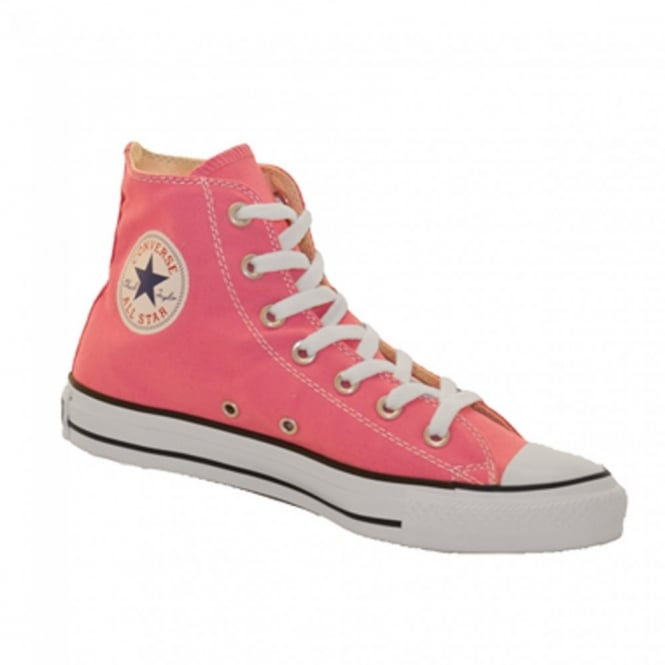 CONVERSE Mens All Star Chuck Taylor High Trainers (Pink)
