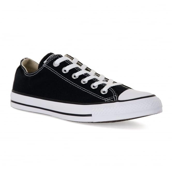 Converse Mens All Star Ox Trainers (Black)