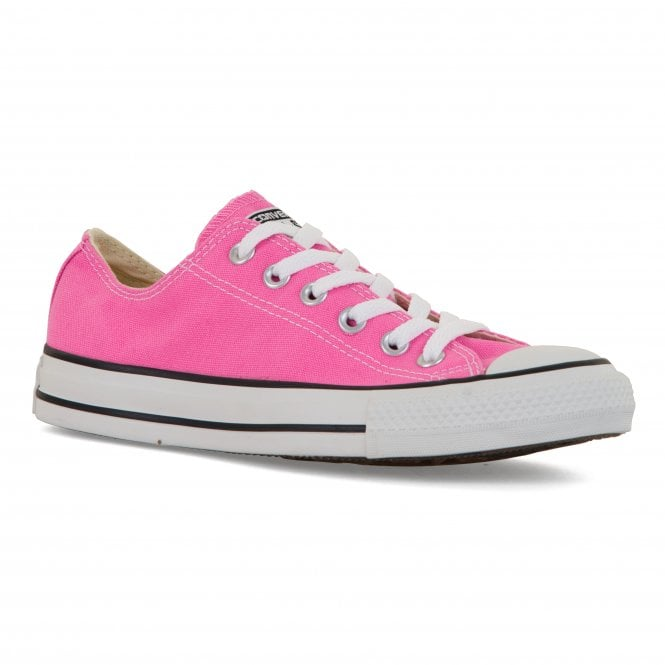 CONVERSE Mens All Star Ox Trainers (Pink)