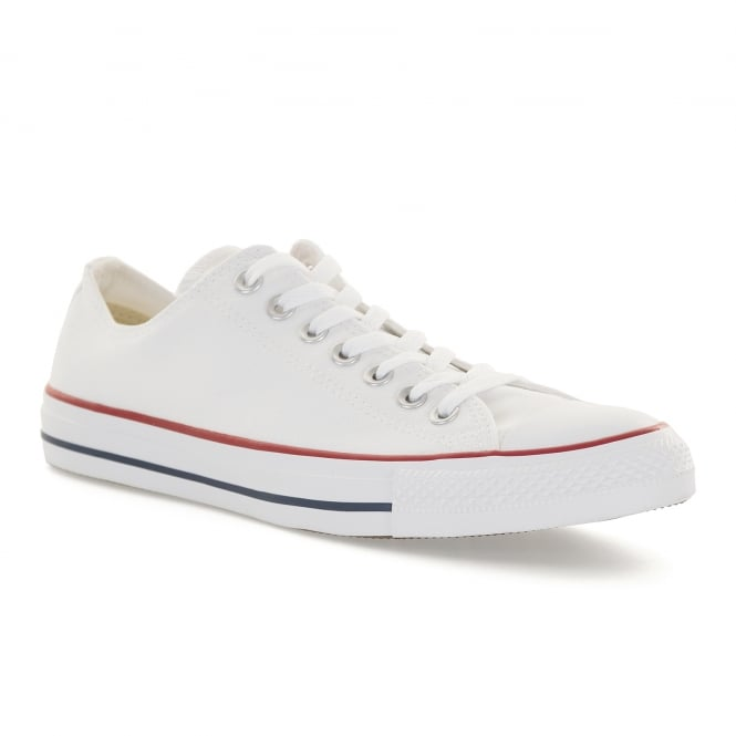 CONVERSE Mens All Star Ox Trainers (White)