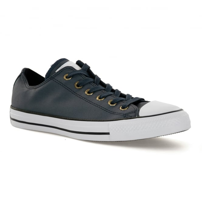 CONVERSE Mens Colour Shift Twill Trainers (Navy)