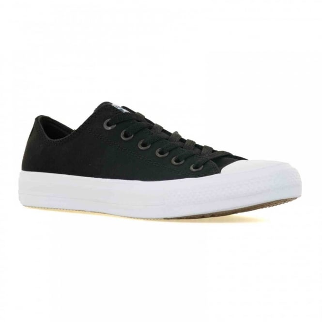 CONVERSE Mens CT II 316 Trainers (Black/White)