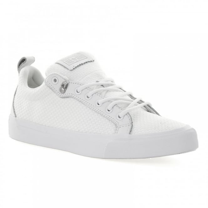 Converse Mens Fulton OX 216 Trainers (White)