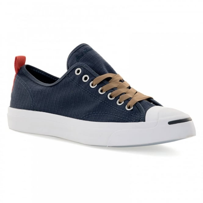 CONVERSE Mens Jack Purcell 216 Trainers (Navy/White)