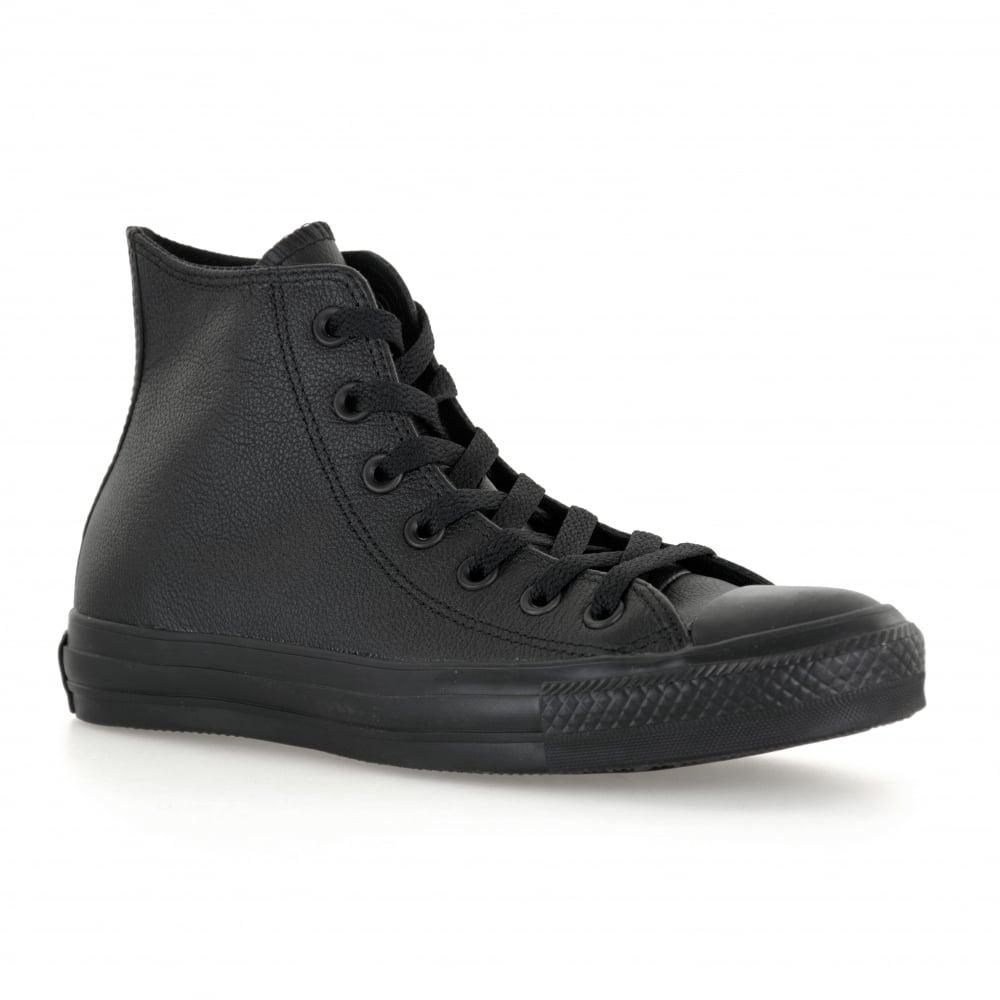 Converse Mens Mono Leather OX Hi