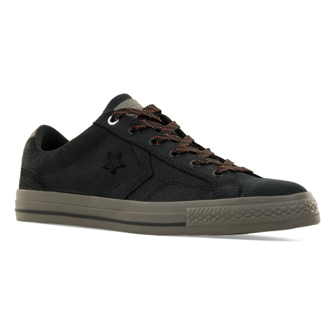 CONVERSE Star Player Suede 416 Trainers (Black)