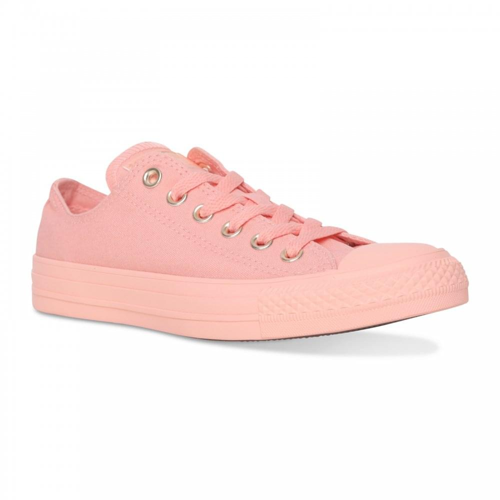 Converse Womens AS Ox Trainers (Coral) - Womens from Loofes UK e1f7cc7068