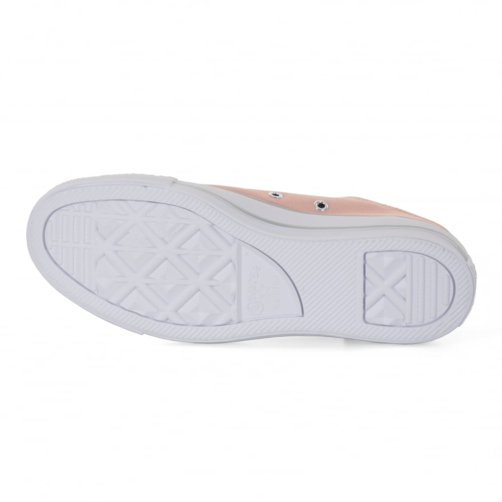 cd53e35bf007 Converse Womens CT OX Trainers (Particle Beige) - Womens from Loofes UK