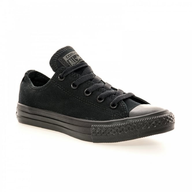 274902ff8952 CONVERSE Converse Youths CT OX Trainers (Black) - Kids from Loofes UK