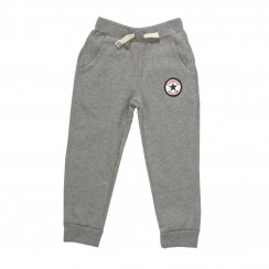 Converse Youths Slim Fleece Jog Pants (Grey)