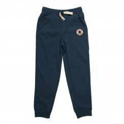 Converse Youths Slim Fleece Jog Pants (Navy)