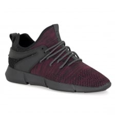 Cortica Mens Infinity 1 317 Trainers (Burgundy)