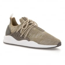 Cortica Mens Intuous Knit 317 Trainers (Sand)