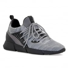 Cortica Mens Rapide Knit 317 Trainers (Grey)