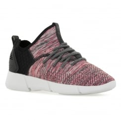 Cortica Womens Infinity 2.0 316 Trainers (Pink/Black)