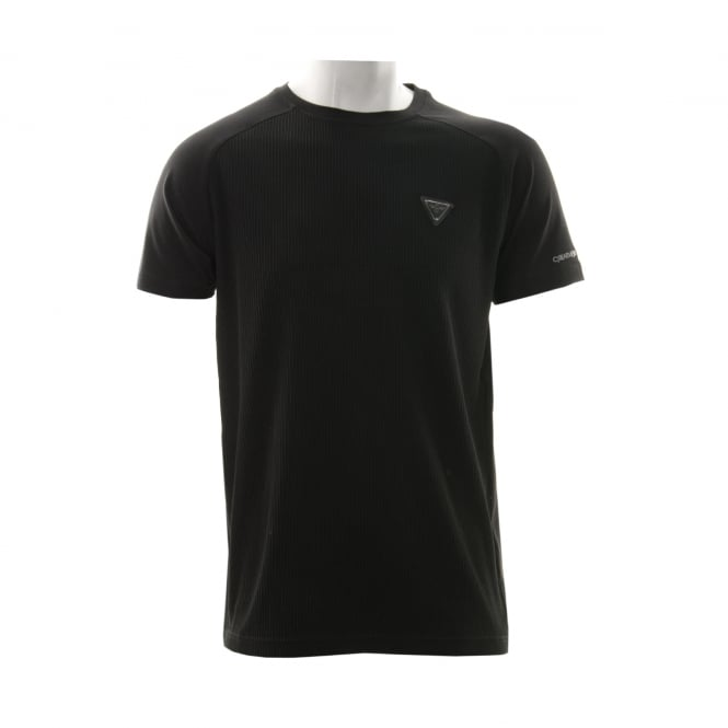 Creative Recreation Mens Fitzgerald T-Shirt (Black)
