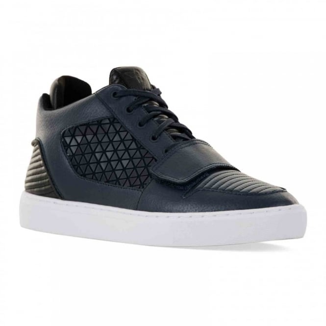 Creative Recreation Mens Lasala 316 Trainers (Navy)