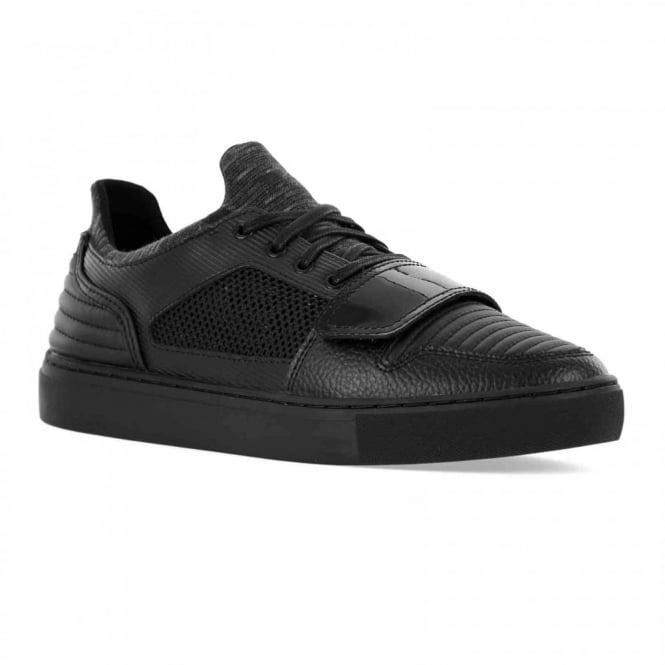 Creative Recreation Mens Mercurio 316 Trainers (Black)