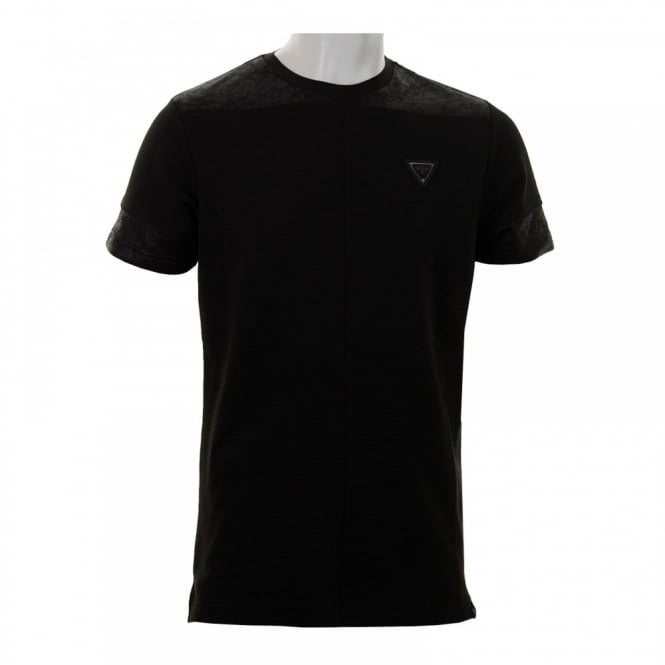 Creative Recreation Mens Rosemont T-Shirt (Black)