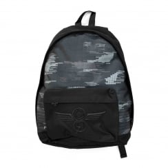 Creative Recreation Williams Camo Backpack (Black)