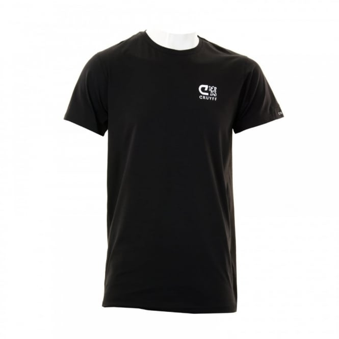 Cruyff Mens Daley 3 316 T-Shirt (Black)