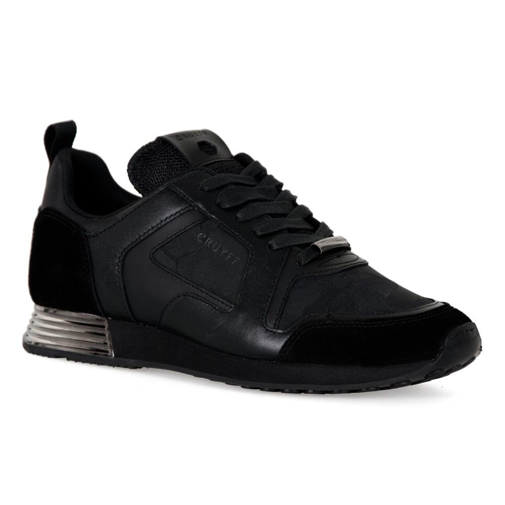 Cruyff LUSSO - Trainers - black tVTSHkBrT